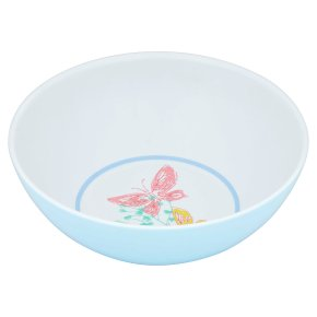 Waitrose Floral Butterfly Small Bowl