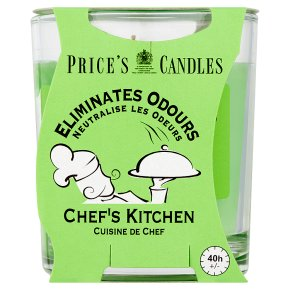 Price's chef's scented candle