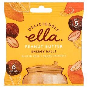 Deliciously Ella Peanut Butter Balls