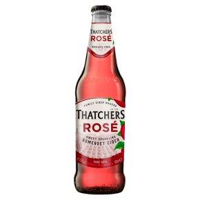 Thatchers Rosé Cider