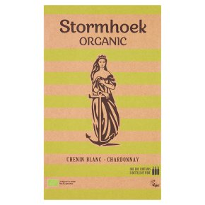 Stormhoek Organic Chenin Blanc Chardonnay