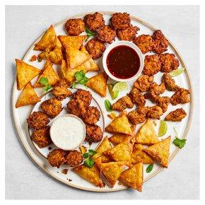 Mini Indian Snacks - mixed