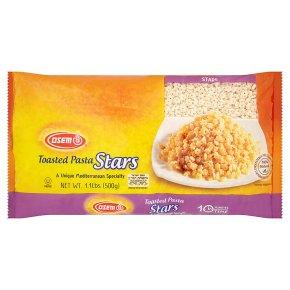 Osem toasted pasta stars