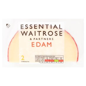 essential Waitrose Dutch Edam Strength 2