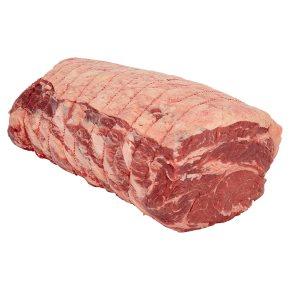 Welsh Black Beef Boneless Rib Joint