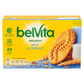 BelVita Breakfast Biscuits Milk & Cereals