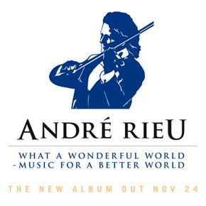 CD Andre Rieu What a Wonderful Life
