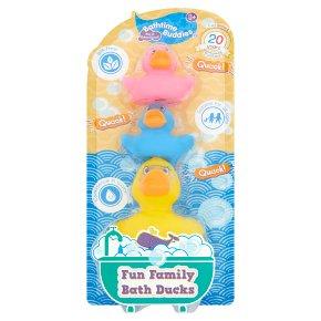Bathtime Buddies Bath Ducks