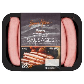 Simon Howie Steak Sausages
