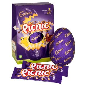 Cadbury Picnic Large Chocolate Easter Egg