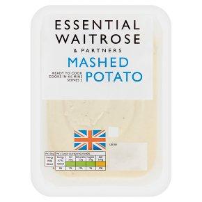 essential Waitrose mashed potato