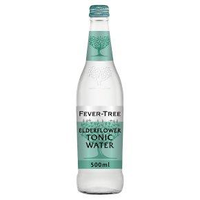 Fever-Tree elderflower tonic water