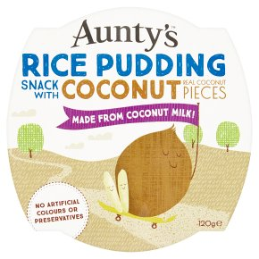 Aunty's Rice Pudding Snack Coconut