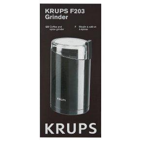 Krups F203 Coffee Mill