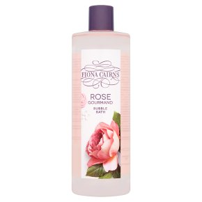 Fiona Cairns Rose Bubble Bath