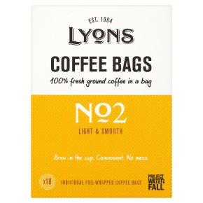 Lyons 18 Coffee Bags No. 2