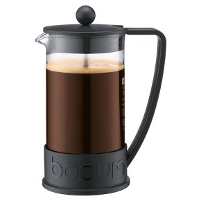 Bodum brazil black coffee press 8 cup