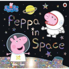 Peppa In Space Penguin
