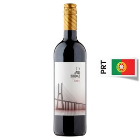 Ten Mile Bridge, Portuguese, Red Wine