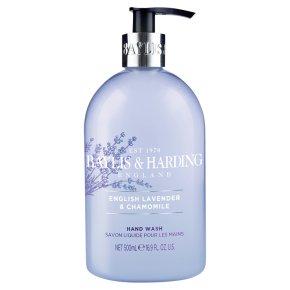 Baylis & Harding Lavender Hand Wash