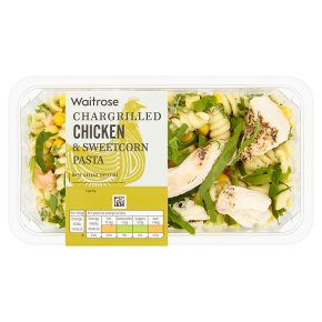 GOOD TO GO Chargrilled Chicken & Sweetcorn Pasta