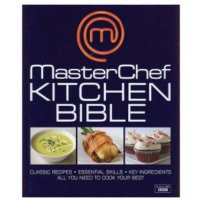KD D Kindersley M/Chef Kitchn Bible