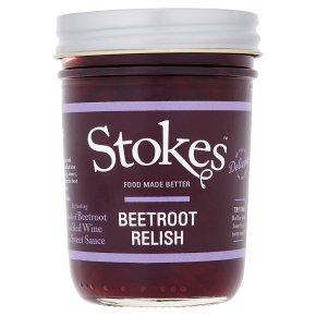 Stokes beetroot relish
