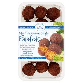 Mr Freed's Mediterranean Style Falafels
