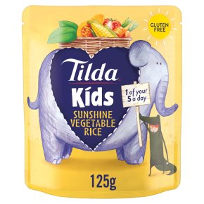 Tilda Kids Sunshine Vegetable Rrice