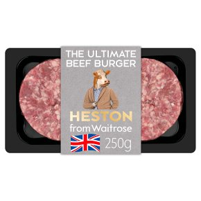 Heston 2 Ultimate Beef Burgers
