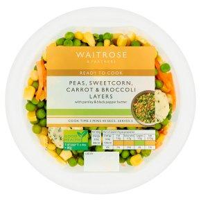 Waitrose Vegetable Layers