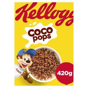 Kellogg's Coco Pops Cereal