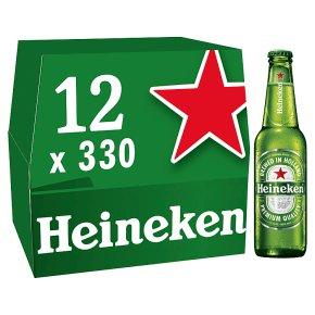 Heineken Premium Lager Beer
