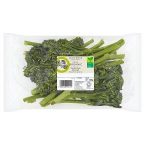 Waitrose Duchy Organic tenderstem broccoli