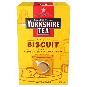 Yorkshire Tea Biscuit Brew