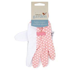 Waitrose Garden Ladies Water Repellent Gloves