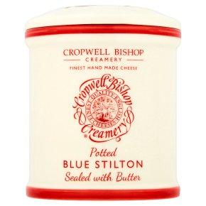 Cropwell Bishop Potted Blue Stilton