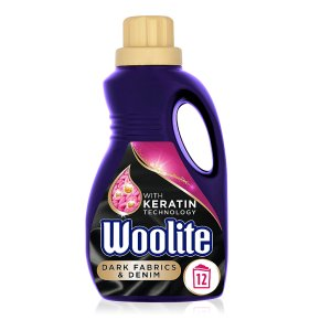 Woolite for Dark Fabrics and Denim Hand and Machine Wash