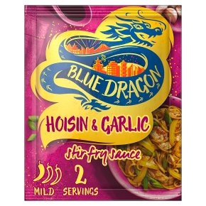 Blue Dragon Hoisin Garlic Sauce