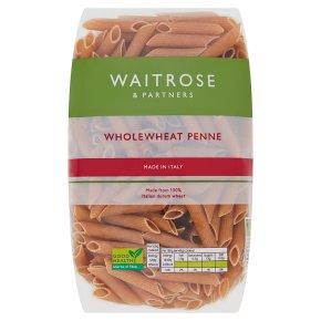 Waitrose Wholewheat Penne