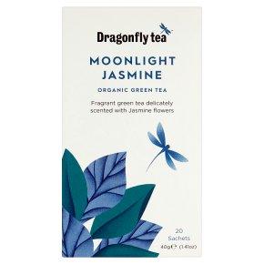 Dragonfly moonlight Jasmine green tea