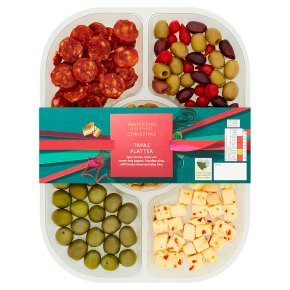 Waitrose Christmas Tapas Selection