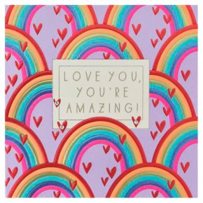 Love You, You're Amazing