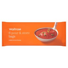 Waitrose Pour & Store Bags