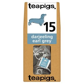 Teapigs darjeeling earl grey 15 tea bags