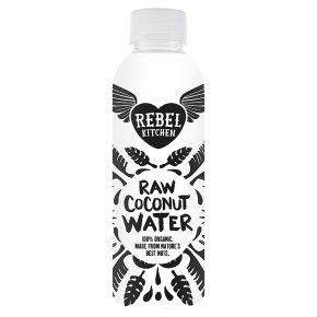 Rebel Kitchen Raw Coconut Water