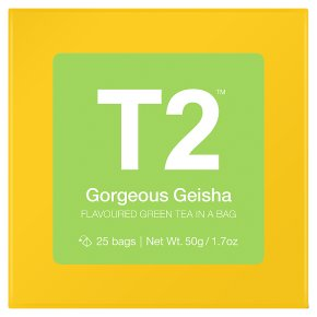 T2 Gorgeous Geisha 25 Bags