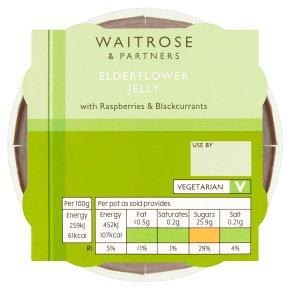 Waitrose Elderflower Jelly