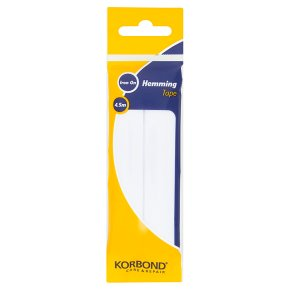 Korbond Hemming Tape White