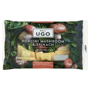 Dell' Ugo Porcini Mushroom & Spinach Ravioli